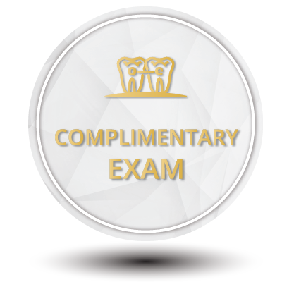Complimentary Exam Orthodontics Exclusively
